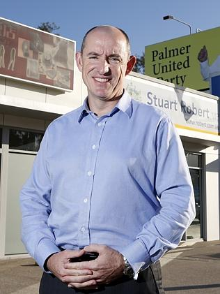 Stuart Robert MP - Photo Credit: Gold Coast Bulletin